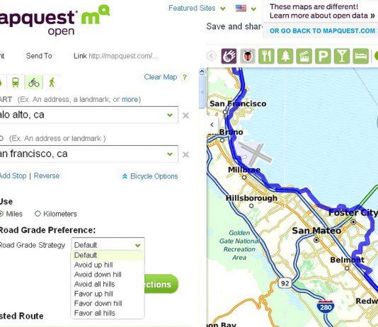 www Mapquest com