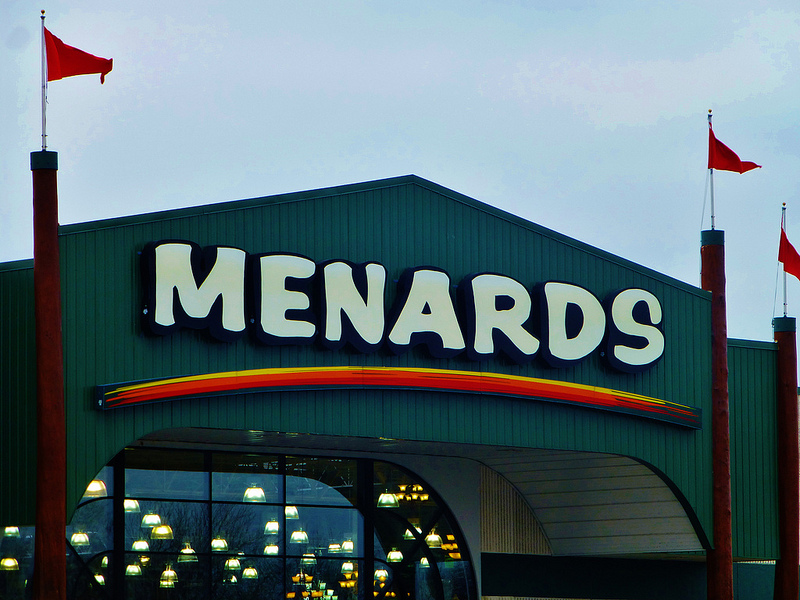 Menards is a privately owned hardware chain with a presence in Marinette, Wis. The company has building material, hardware, electrical, plumbing, and cabinet and appliance departments.9/10(4).